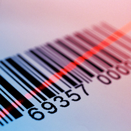 Identificación a través de código de barras